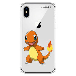 Capa para Celular - Pokemon GO | Charmander 2