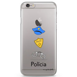 Capa para Celular - Polícia