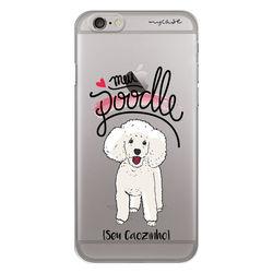 Capa para Celular - Poodle