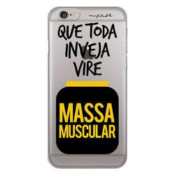 Capa para Celular - Que toda inveja vire massa muscular.