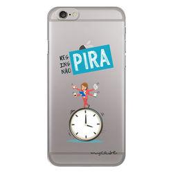 Capa para Celular - ResPIRA, InsPIRA, Não PIRA.