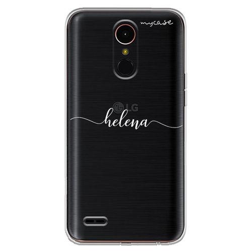 Capa para celular - Com Nome Manuscrito