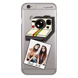 Capa para celular - Frame e Polaroid | Com Foto