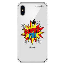 Capa para Celular - Super Pai Comic