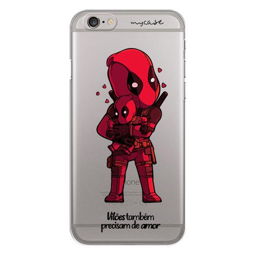 Imagem de Capa para Celular - Vilões Precisam de Amor | DeadPool