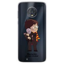 Capa para Celular - Vilões Precisam de Amor | Harry Potter