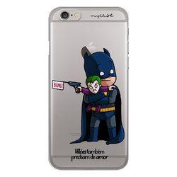 Capa para Celular - Vilões Precisam de Amor | Joker