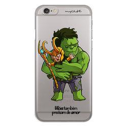 Capa para Celular - Vilões Precisam de Amor | Loki