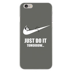 Capa para Celular - Nike | Just Do It... Tomorrow