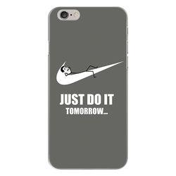 Capa para Celular - Nike | Just Do It... Tomorrow