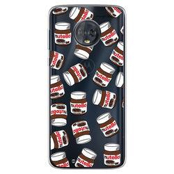 Capa para Celular - Nutella