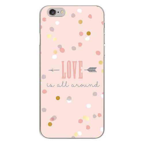 Imagem de Capa para Celular - O amor está em todo lugar