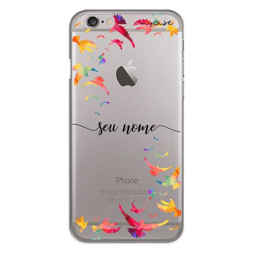 Imagem de Capa para celular - Pássaros | Com Nome Manuscrito