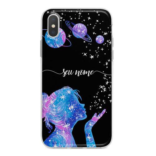 Imagem de Capa para celular - Poeira das Estrelas | Com Nome Manuscrito