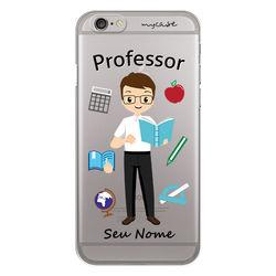 Capa para celular - Professor