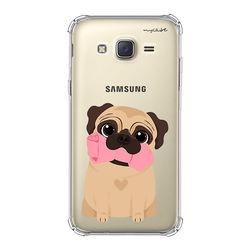 Capa para Celular - Pug | Cute