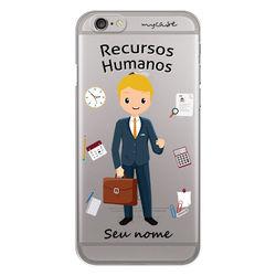 Capa para celular - Recursos Humanos - Homem