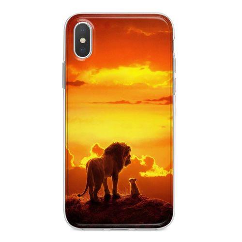 Imagem de Capa para celular - Rei Leão | Simba e Mufasa
