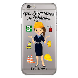 Capa para celular - Segurança do Trabalho