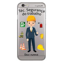 Capa para celular - Segurança do Trabalho | Homem