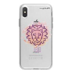 Capa para celular - Signos | Leão