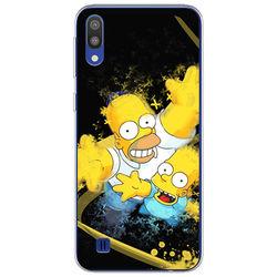 Capa para Celular - Simpsons | Homer e Bart