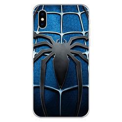 Capa para Celular - Spider Man Azul
