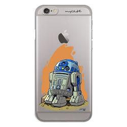 Capa para celular - Star Wars | R2D2