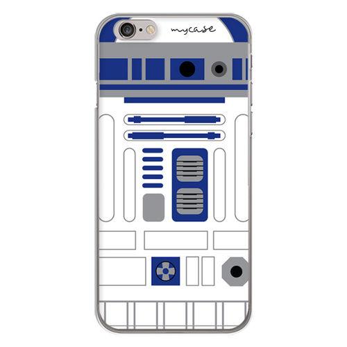 Imagem de Capa para celular - Star Wars   R2D2 Flat