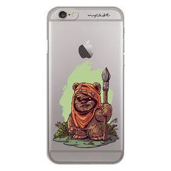 Capa para celular - Star Wars | Wicket