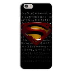 Capa para Celular - Super Man | Símbolo