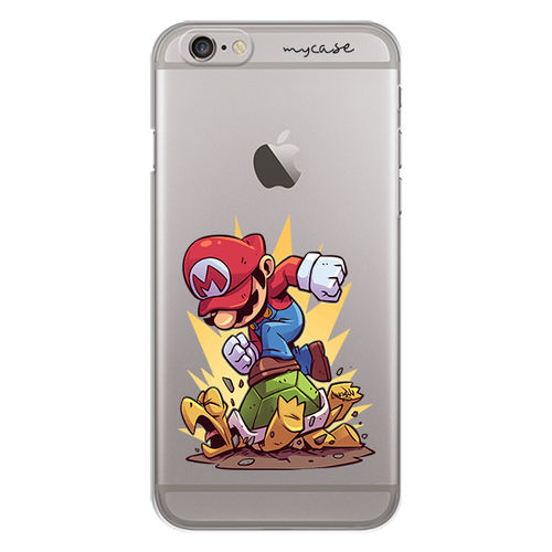 Imagem de Capa para celular - Super Mario
