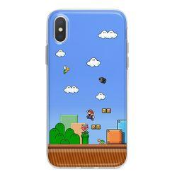 Capa para celular - Super Mario World