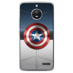 Capa para Celular - The Avengers | Escudo Capitão América 1