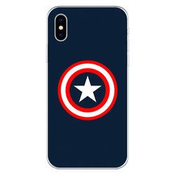 Capa para Celular - The Avengers   Escudo Capitão América 2