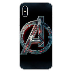 Capa para Celular - The Avengers   Os Vingadores Logo 1