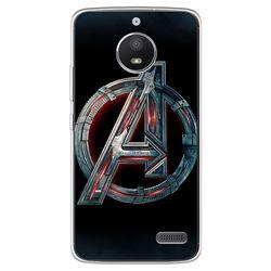 Capa para Celular - The Avengers | Os Vingadores Logo 1