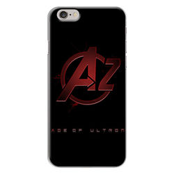 Capa para Celular - The Avengers | Os Vingadores Logo 2