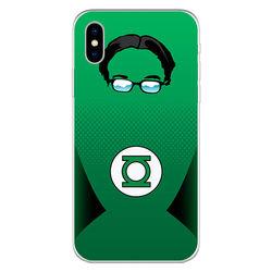Capa para celular - The Big Bang Theory | Leonard