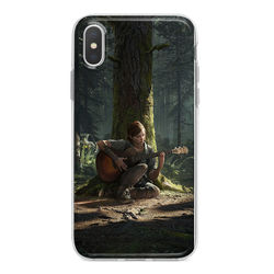 Capa para celular - The Last of Us|Ellie