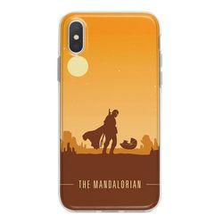Capa para celular - The Mandalorian