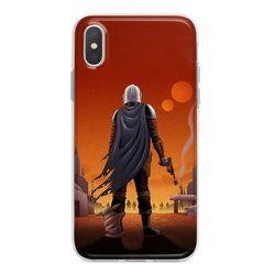 Capa para celular - The Mandalorian 7