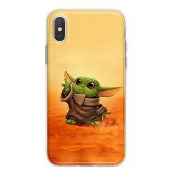 Capa para celular - The Mandalorian | Baby Yoda 2