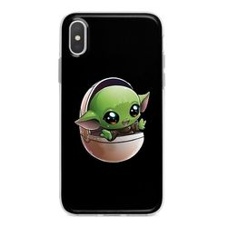 Capa para celular - The Mandalorian | Baby Yoda 3