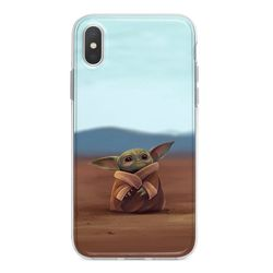 Capa para celular - The Mandalorian | Baby Yoda 4