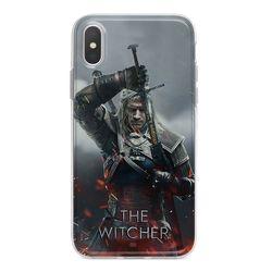 Capa para celular - The Witcher   Geralt de Rivia
