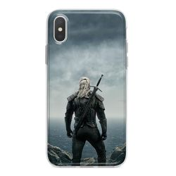 Capa para celular - The Witcher   Geralt de Rivia 2