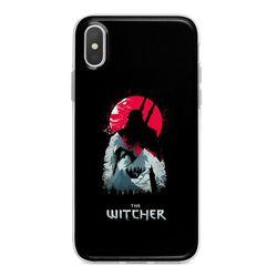 Capa para celular - The Witcher   Geralt de Rivia 3
