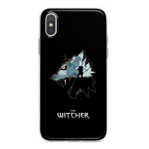 Imagem de Capa para celular - The Witcher | Lobo Branco