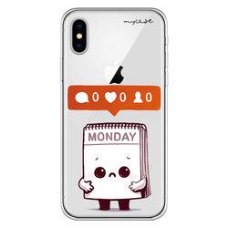 Capa para celular - Todo mundo odeia a segunda